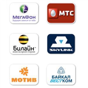 Операторы сотовой связи Новоселово