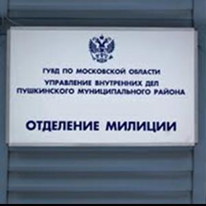 Отделения полиции Новоселово