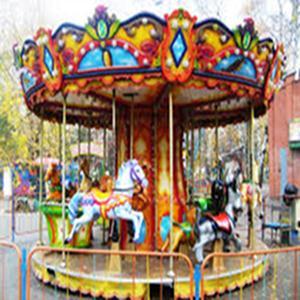 Парки культуры и отдыха Новоселово