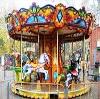 Парки культуры и отдыха в Новоселово