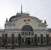 Железнодорожные вокзалы в Новоселово