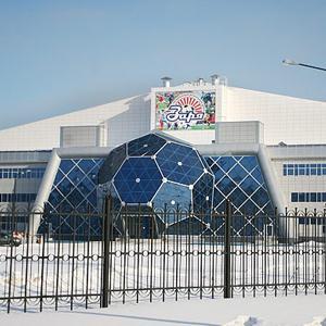Спортивные комплексы Новоселово