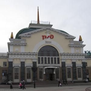 Железнодорожные вокзалы Новоселово